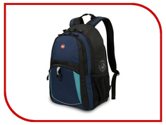 Рюкзак WENGER 3191203408 Blue-Black-Turquoise