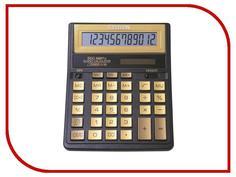 Калькулятор Citizen SDC-888TIIGE Gold - двойное питание