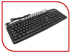 Клавиатура Defender HM-830 RU Black 45830