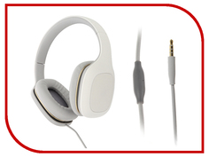 Наушники Xiaomi Mi Simple Edition Button Control Headphones White