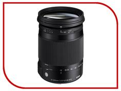 Объектив Sigma Canon AF 18-300 mm F/3.5-6.3 DC Macro OS HSM Contemporary