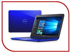 Ноутбук Dell Inspiron 3162 Blue 3162-4711 (Intel Celeron N3050 1.6 GHz/2048Mb/32Gb/No ODD/Intel HD Graphics/Wi-Fi/Bluetooth/Cam/11.6/1366x768/Windows 10)