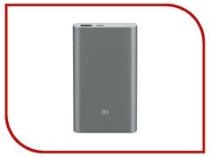 Аккумулятор Xiaomi Mi Pro PLM03ZM 10000mAh Type-C Grey