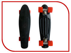 Скейт EcoBalance Cruiser Board Black Red