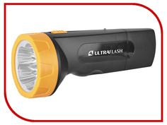 Фонарь UltraFlash LED3827 Black-Yellow 11241
