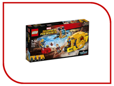 Конструктор Lego Marvel Super Heroes Месть Аиши 76080