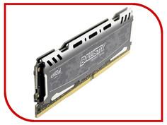 Модуль памяти Crucial Ballistix Sport DDR4 DIMM 2400MHz PC4-19200 CL16 - 4Gb BLS4G4D240FSB