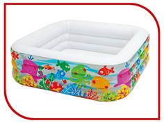 Детский бассейн Intex Аквариум 57471