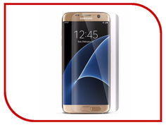 Аксессуар Защитная пленка Samsung Galaxy S7 Edge (5.5) Red Line