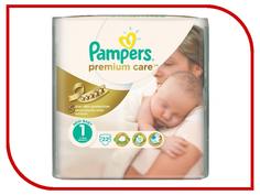 Подгузники Pampers Premium Care Newborn 2-5кг 22шт 4015400687696