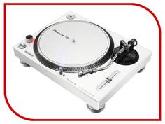 Проигрыватель виниловых дисков Pioneer PLX-500 White