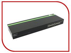 Коммутатор TRENDnet TE100-S16G