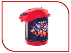 Термопот Василиса ВА-5006 Снегири в рябине Blue Red
