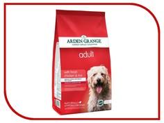 Корм Arden Grange с курицей и рисом 2kg для взрослых собак AG603287