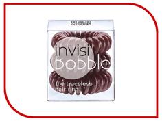 Резинка для волос Invisibobble Chocolate Brown 3 штуки