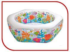 Детский бассейн Intex Риф 56493