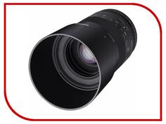 Объектив Samyang Micro 4/3 MF 100 mm F/2.8 ED UMC Macro