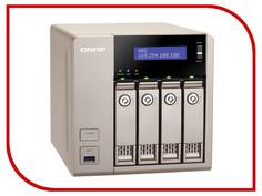 Сетевое хранилище QNAP TVS-463-4G