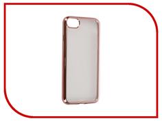 Аксессуар Чехол DF для APPLE iPhone 7 iCase-08 Rose Gold