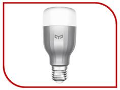 Гаджет Xiaomi Yeelight Smart Led Bulb Color Silver GPX4002RT