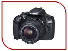 Фотоаппарат Canon EOS 1300D Kit EF-S 18-55 III DC