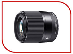 Объектив Sigma Micro 4/3 AF 30 mm F/1.4 DC DN Contemporary for Micro Four Thirds