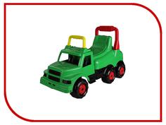 Каталка Альтернатива Весёлые гонки М4483 Green Alternativa