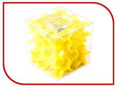 Копилка для денег Эврика Лабиринт Yellow 97476 Evrika