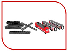 Железная дорога Play Smart Железная дорога Молния 3 в 1 9712-2B/DT