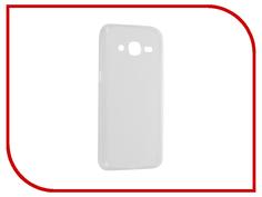 Аксессуар Чехол Samsung Galaxy J2 2016 SkinBox Slim Silicone 4People Transparent T-S-SGJ22016-006