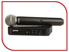 Радиомикрофон SHURE BLX24E/SM58 / BLX24E/SM58-M17