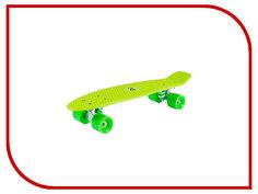 Скейт Hudora Retro Green