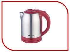 Чайник Sakura SA-2121 Silver-Red