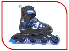 Коньки X-Match 30-33 Blue 64609
