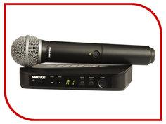 Радиомикрофон SHURE BLX24E/PG58
