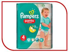 Подгузники Pampers Active Boy Maxi 9-14кг 16шт 4015400726999