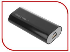 Аккумулятор Red Line S4 Power Bank 4000mAh Black
