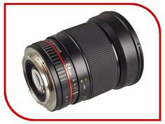 Объектив Samyang Canon MF 24 mm F/1.4