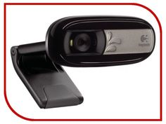 Вебкамера Logitech C170 960-000760 / 960-001066