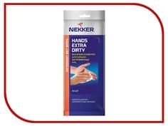 Салфетки влажные Nekker Hands Extra Dirty Detergent Wet Wipes VSK-00061092 для рук
