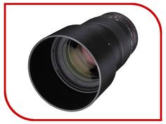 Объектив Samyang Pentax MF 135 mm f/2.0