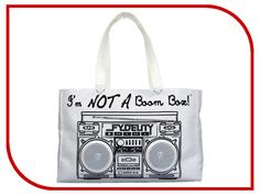 Сумка Fydelity Le Boom Box White - Пляжная сумка