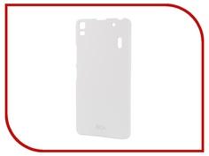 Аксессуар Чехол-накладка Lenovo A7000 SkinBox 4People White T-S-LA7000-002