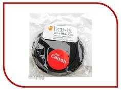 Аксессуар Betwix RLC-C Rear Lens Cap - заглушка на объективы Canon