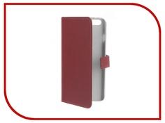 Аксессуар Чехол Muvit Wallet Folio Stand Case для iPhone 6 Plus Red MUSNS0077