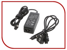 Блок питания Tempo LAC-TO02 19V 2.37A 5.5x2.5mm 45W для Toshiba Ultrabook Portege Z830/Z930 Satellite C650/C655/L745/L950/L955/U920/U940/T215/T235 Series