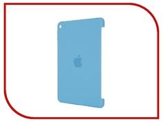 Аксессуар Чехол APPLE iPad mini 4 Silicone Case Blue MLD32ZM/A