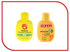 Средство защиты от комаров ДЭТА 60мл 730826 - эмульсия