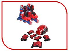 Коньки Onlitop 38-41 Red-Black 1231416