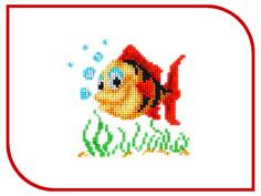 Набор для творчества Бисеринка Рыбка для вышивания бисером Б-0013